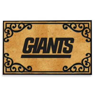 NFL New York Giants Door Mat