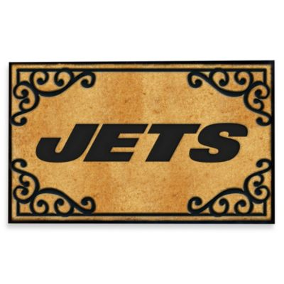 NFL New York Jets Door Mat