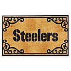 Pittsburgh Steelers Door Mat