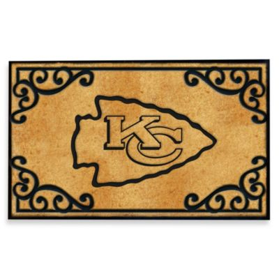 NFL Kansas City Chiefs Door Mat