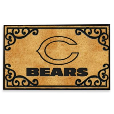 NFL Chicago Bears Door Mat