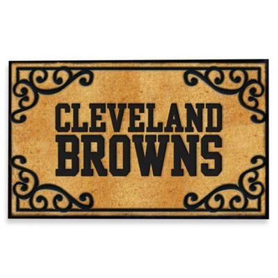 NFL Cleveland Browns Door Mat