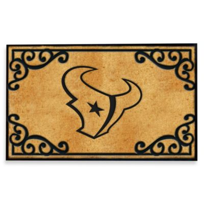 NFL Houston Texans Door Mat