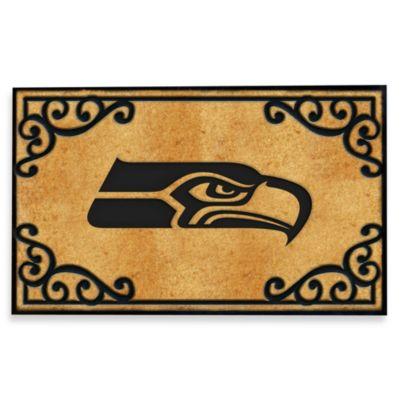 NFL Seattle Seahawks Door Mat