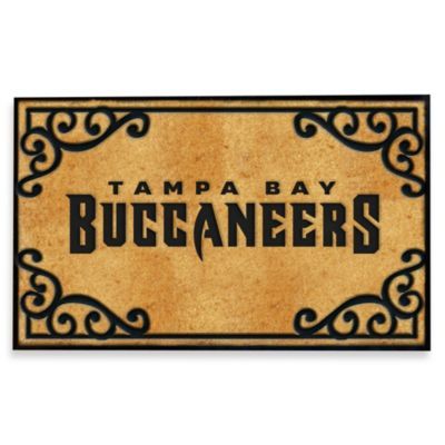 NFL Tampa Bay Buccaneers Door Mat
