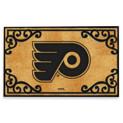 NHL Door Mat
