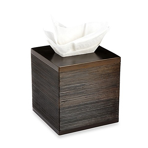 Buy Ridley Boutique Tissue Box Cover from Bed Bath & Beyond