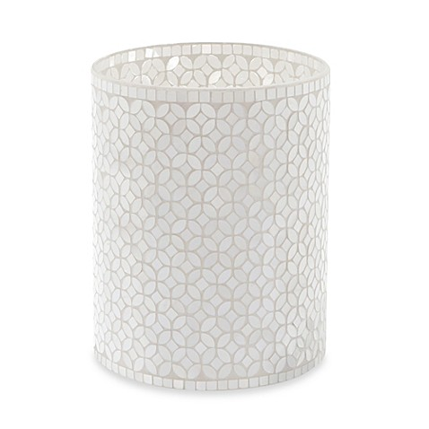 Esme wastebasket for Waste baskets for bathroom