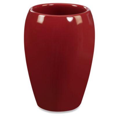 Wamsutta® Elements Tumbler in Crimson
