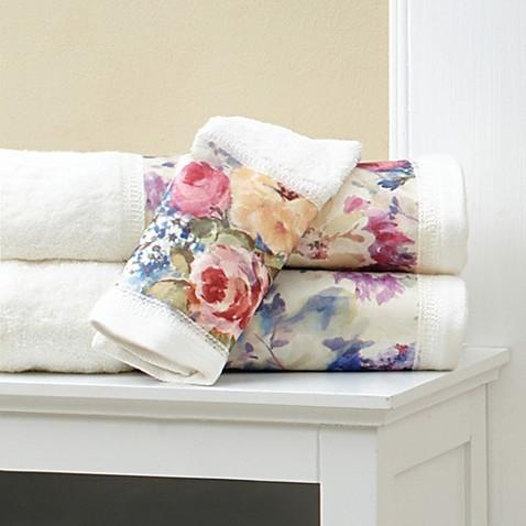 Croscill Ariel Bath Towel Bed Bath Beyond