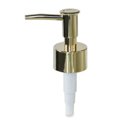 Soap Dispenser Replacement Pump in Chrome
