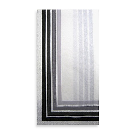 Buy Black Wave Hotel Collection Paper Guest Towels Pack