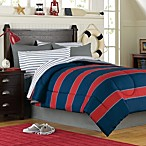Rugby Comforter and Sheet Set