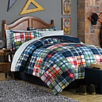 Winston 6-8 Piece Comforter and Sheet Set