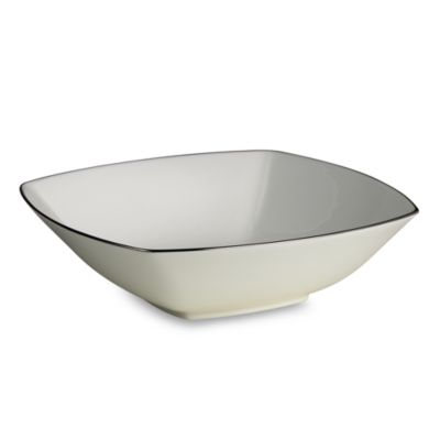 Mikasa® Couture Platinum 7-Inch Square Rim Soup Bowl