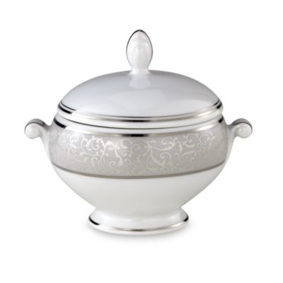 Mikasa® Parchment Covered Sugar Bowl