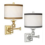Pacific Coast® Lighting Phila Swing Arm Wall Lamp