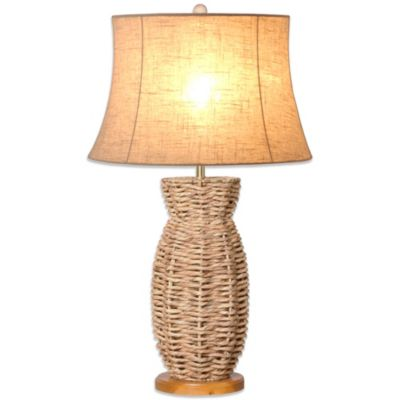 Emissary Water Hyacinth Table Lamp