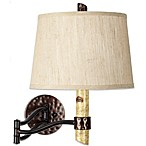 Pacific Coast® Lighting Birch Tree Swing Arm Lamp