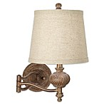 Pacific Coast® Lighting Brand Maison Swing Arm Wall Lamp