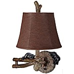 Pacific Coast Lighting Honey Bear Swing Arm Wall Lamp