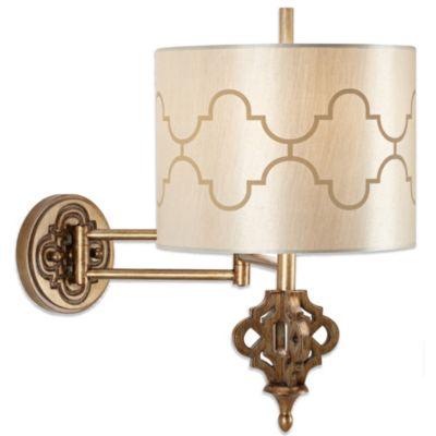 Pacific Coast® Lighting Golden Palace Swing Arm Lamp