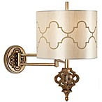 Pacific Coast® Lighting Golden Palace Swing Arm Lamp