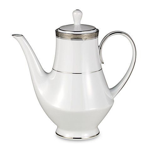 Noritake® Crestwood Platinum 56-Ounce Coffee Server