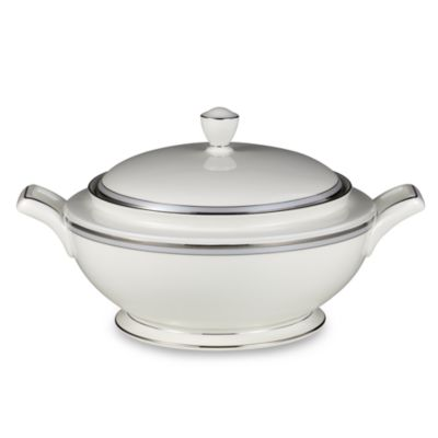 Aegean Mist 67-Ounce Covered Vegetable Dish