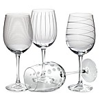 Mikasa® Cheers 16 oz. White Wine Glasses (Set of 4)