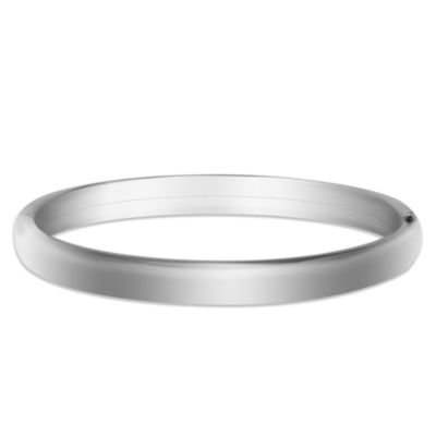 Precious Things Baby Sterling Silver Hinged Bracelet