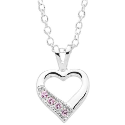 Precious Things Heart Necklace