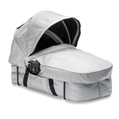 Baby Jogger® City Select® Black Frame Bassinet Kit in Silver