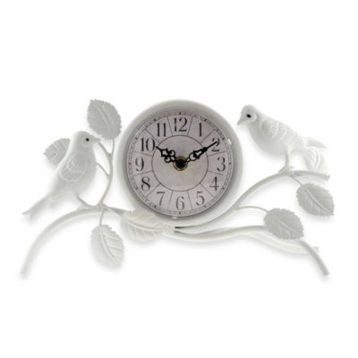 Birds Table Clock