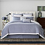 Real Simple Soleil Duvet Cover in Navy