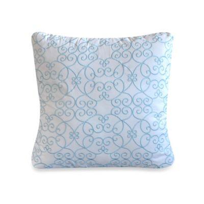 Dena™ Home Payton Embroidered Square Throw Pillow