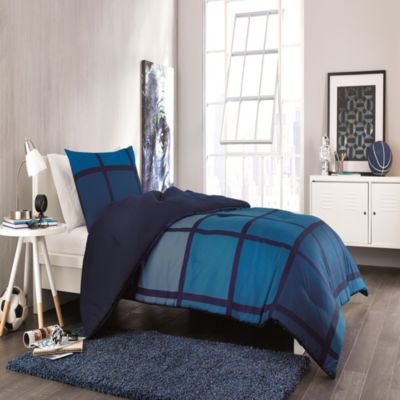 Devon Reversible Twin/Twin XL Comforter Set