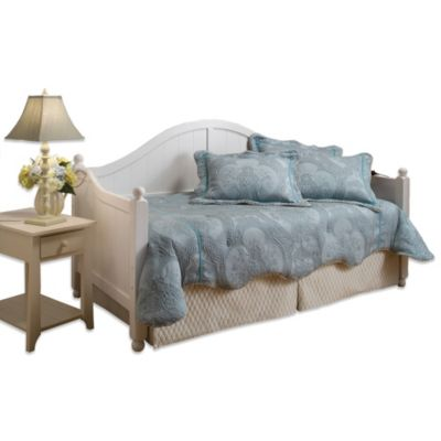 White Augusta Daybed