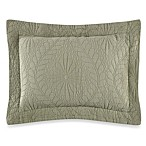 Traditions Linens Suzi Boudoir Pillow Sham in Sage
