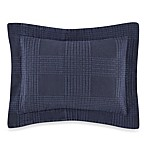 Traditions Linens Farrah Boudoir Pillow Sham in Navy