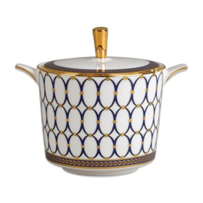 Wedgwood® Renaissance Gold Sugar Bowl