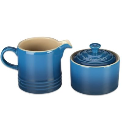 Le Creuset® Cream & Sugar Set in Marseille