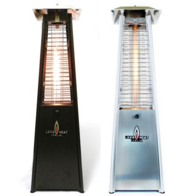 Lava Heat Table Top Propane Patio Heater in Heritage Bronze