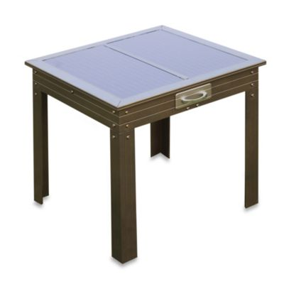 Savana Solar Patio Table with Powerbank