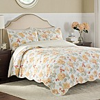 Soiree Orange Coverlet