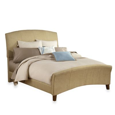 Hillsdale Edgerton Queen Complete Bed Set with Rails