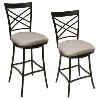 Benson 24-Inch Swivel Counter Stool