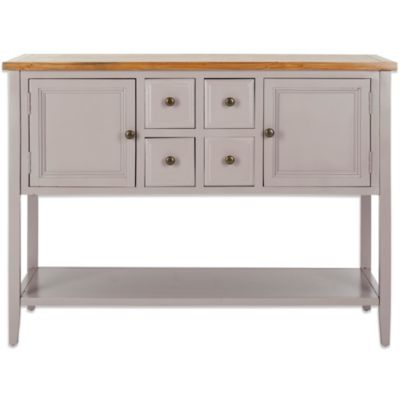 Safavieh Charlotte Sideboard in Grey