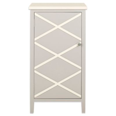 Safavieh Cary Small Cabinet in Grey