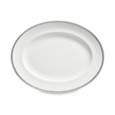 Vera Wang Wedgwood® Flirt Oval Platter